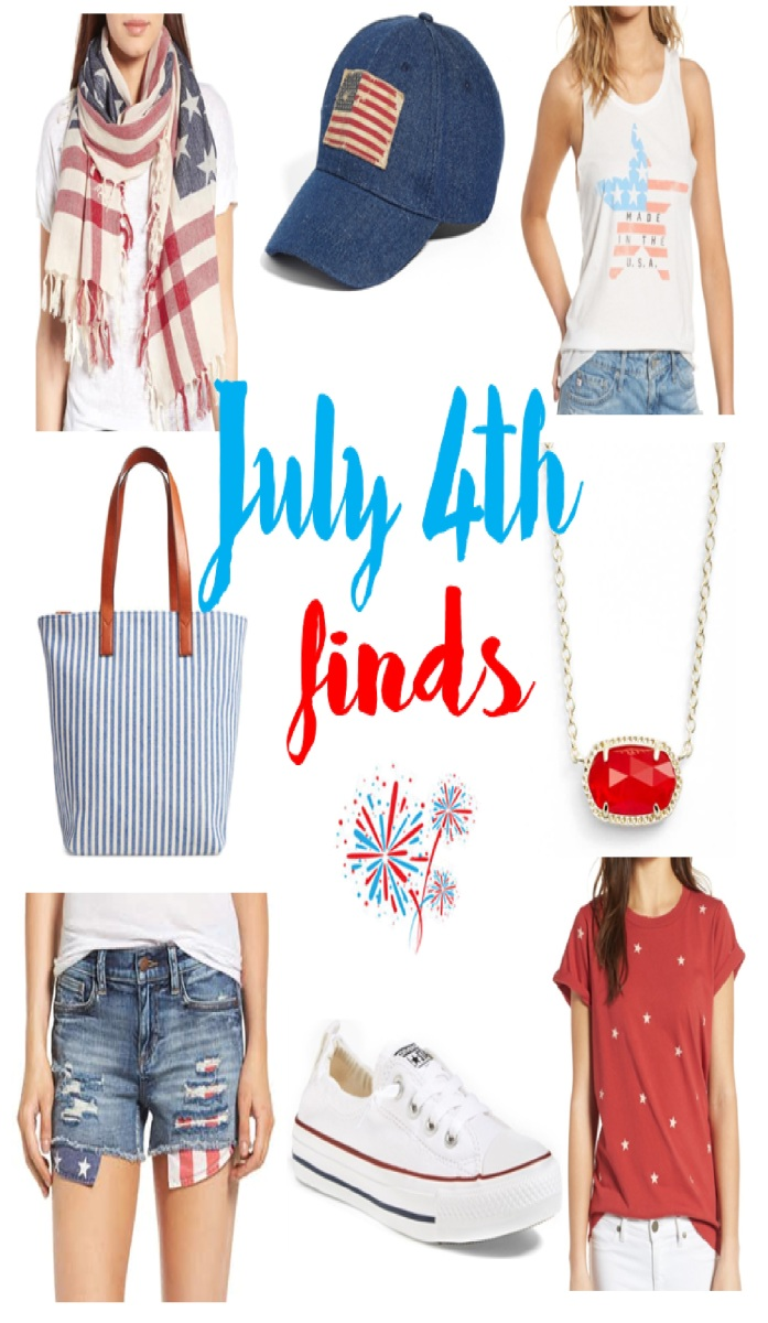4th of July Fashion Finds